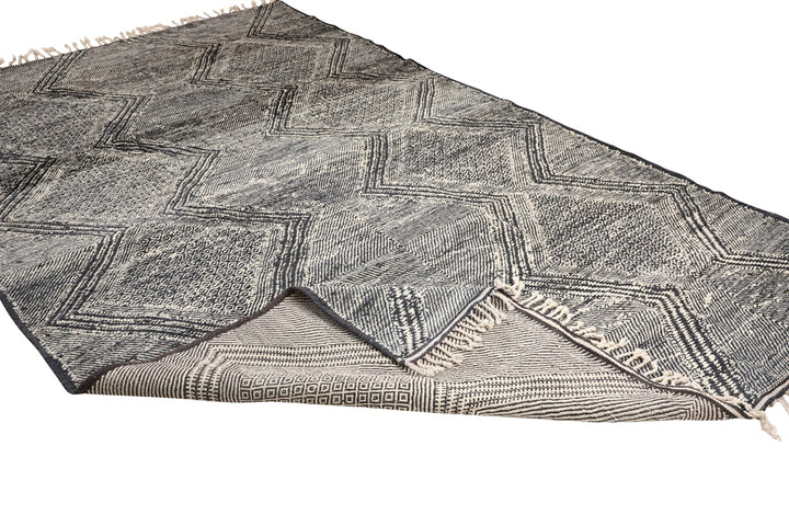 Moroccan rug, grey rug, reversible, dining room rug, living room rug, bedroom rug