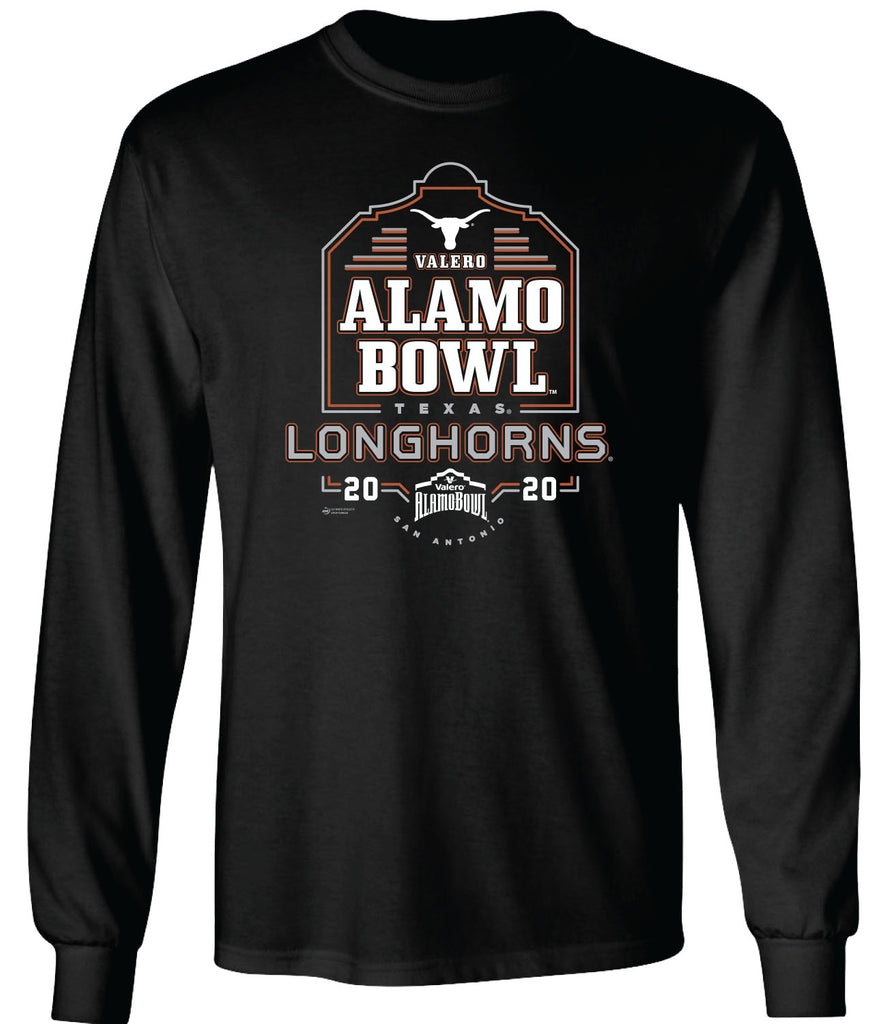 2020 Valero Alamo Bowl Texas Long Sleeve T