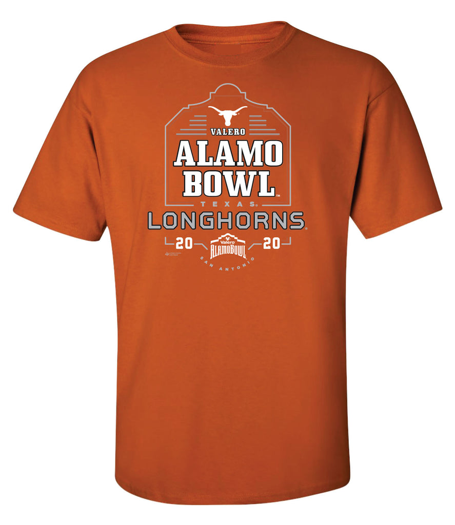 2020 Valero Alamo Bowl Texas Short Sleeve T