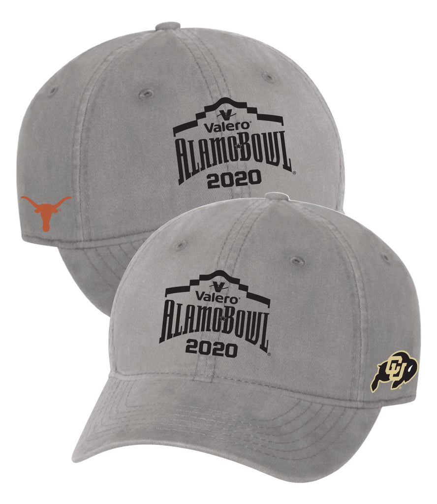 2020 Valero Alamo Bowl 2-Team Hat