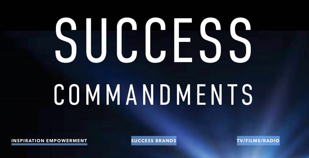 Success Commandments Television/Radio/Movie Interviews