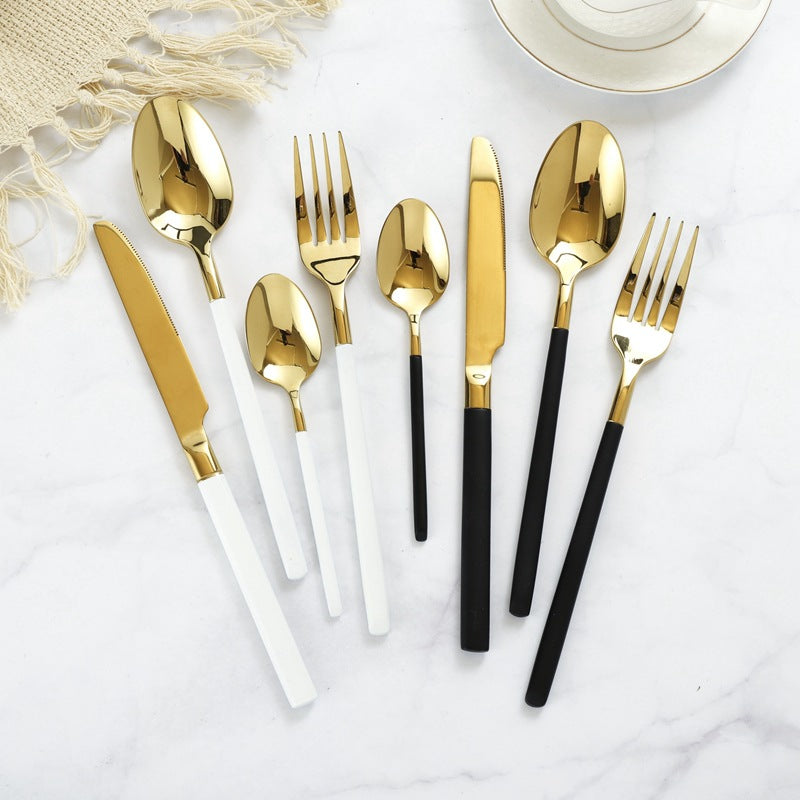 All About Tomodachi Flatware Set