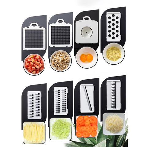 8 in one Vegetable Cutter