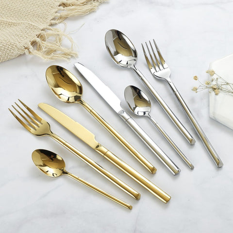 Tomodachi Flatware Sets 4-Piece