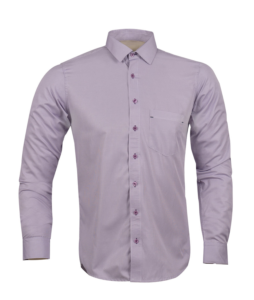 Camisa Formal Gallineto Morada