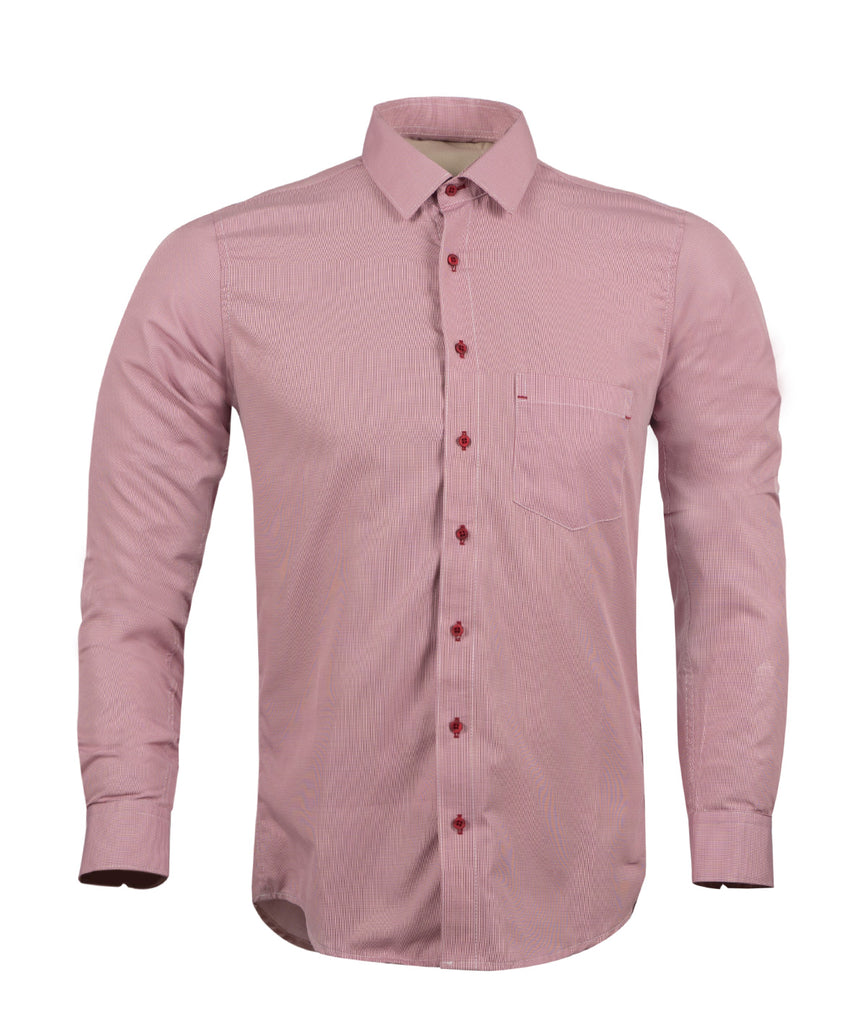 Camisa Formal Gallineto Roja