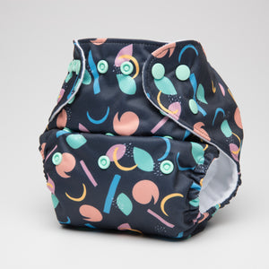 pēpi collection - Party Pants. Reusable nappies