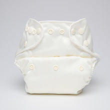 Load image into Gallery viewer, pēpi collection - Ivory. Reusable nappies