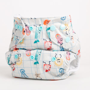 Cloth Nappies - Designer Collection