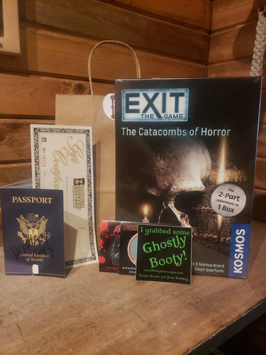 The Escape Elite: Exit The Catacombs of Horror Edition