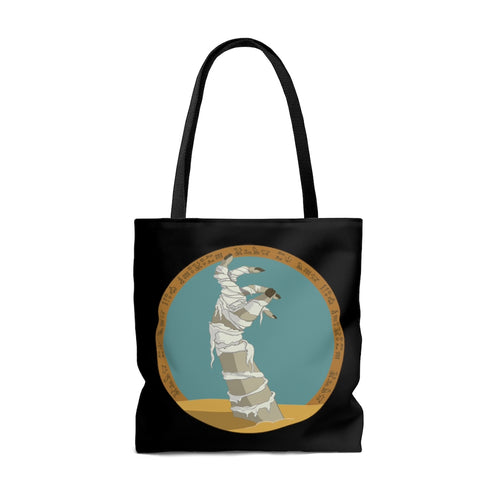Mad Mummy Tote Bag