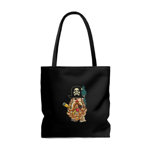Ghostly Galleon Tote Bag