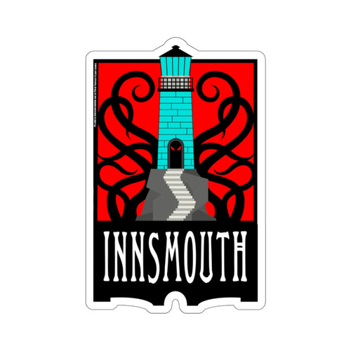 Arkham Horror Files™ Innsmouth Sticker