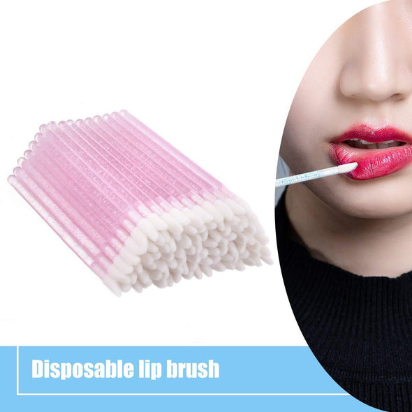 50PCS Glitter Lipstick Brush VEYELASH®