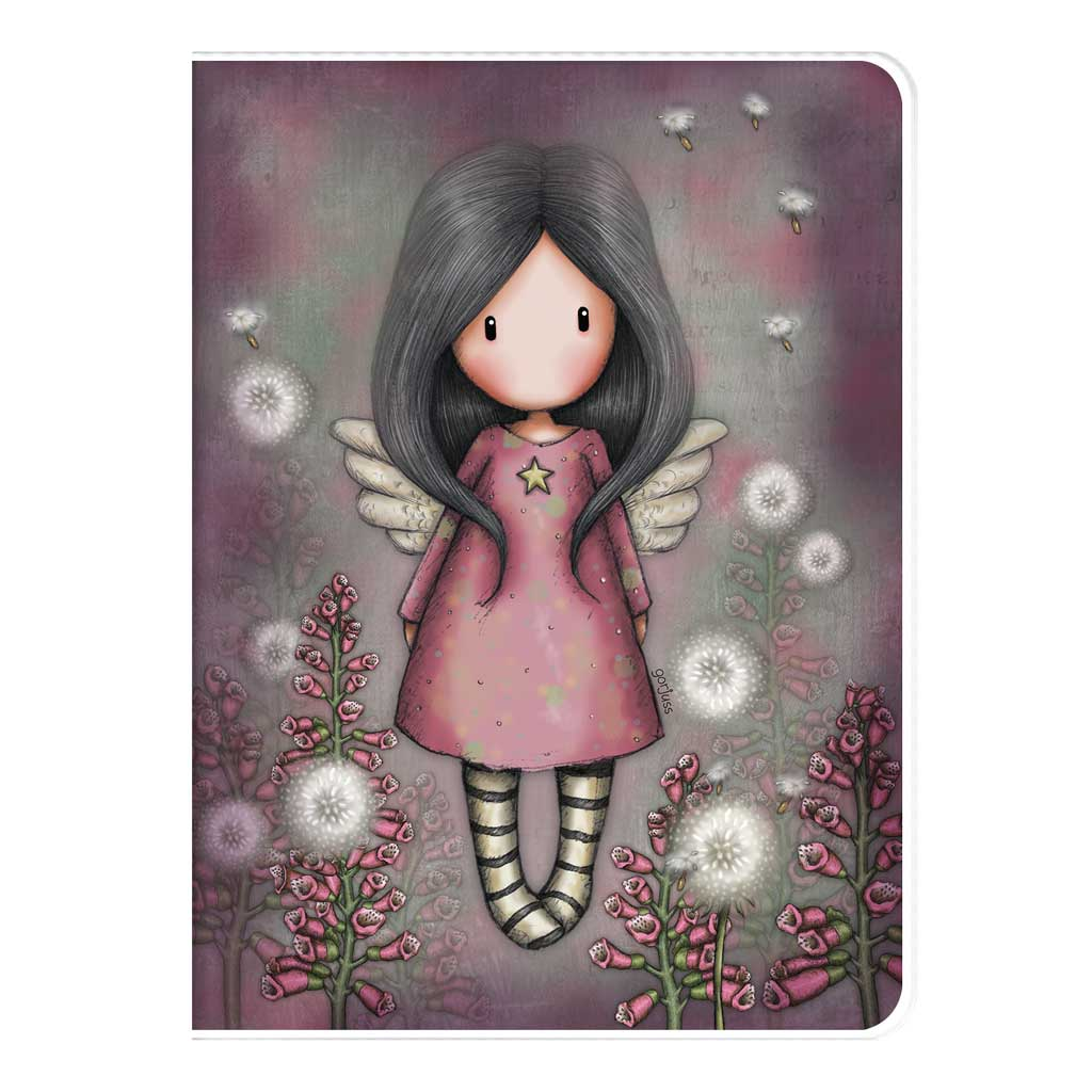 Gorjuss Little Wings - A4 PVC Cover Notebook