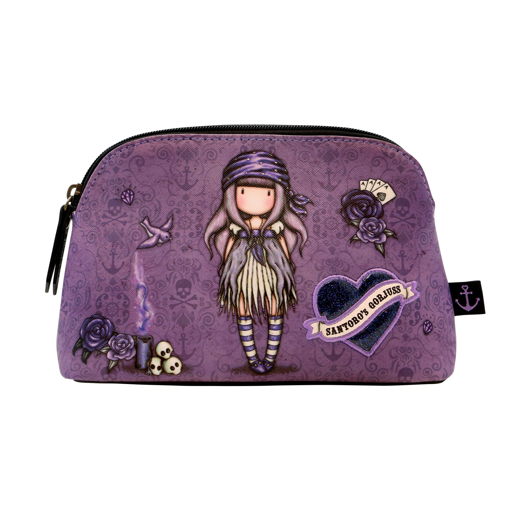 *NEW* from Gorjuss by Santoro London - Sea Nixie Accessories Case