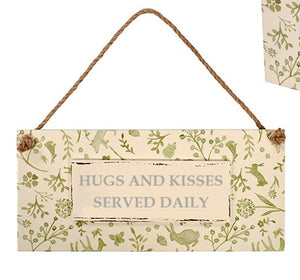 Sage Cottage Collection Hanging Kitchen Plaques