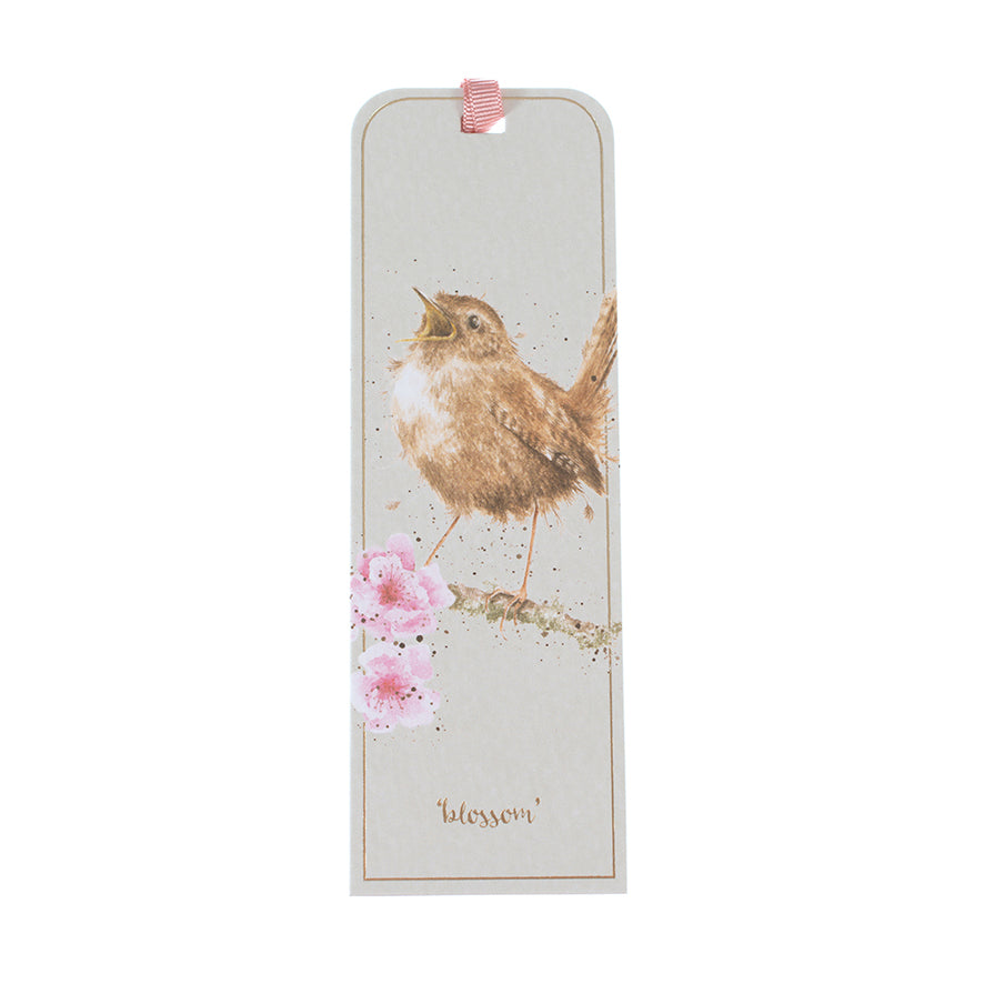 Wrendale Designs - 'Blossom' Bookmark