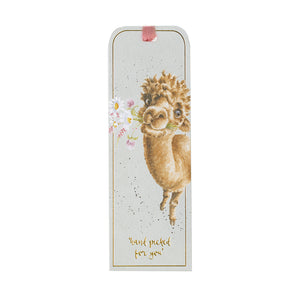 *NEW* from Wrendale Designs - 'Handpicked for You' Bookmark