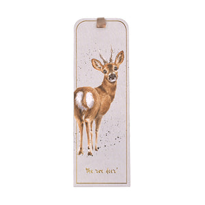 *NEW* from Wrendale Designs - 'The Roe Deer' Bookmark
