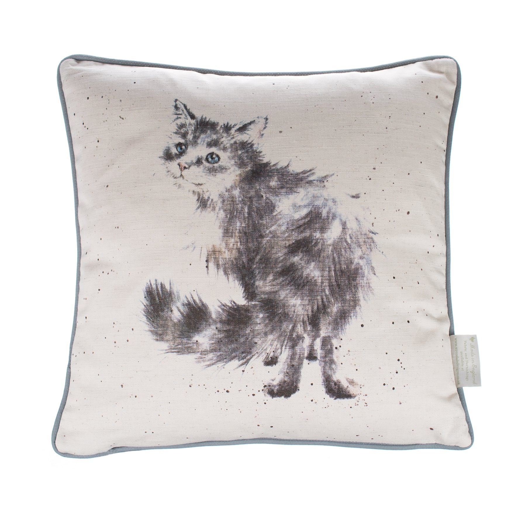 "Wrendale Designs - ""Lady of the House"" Cushion"