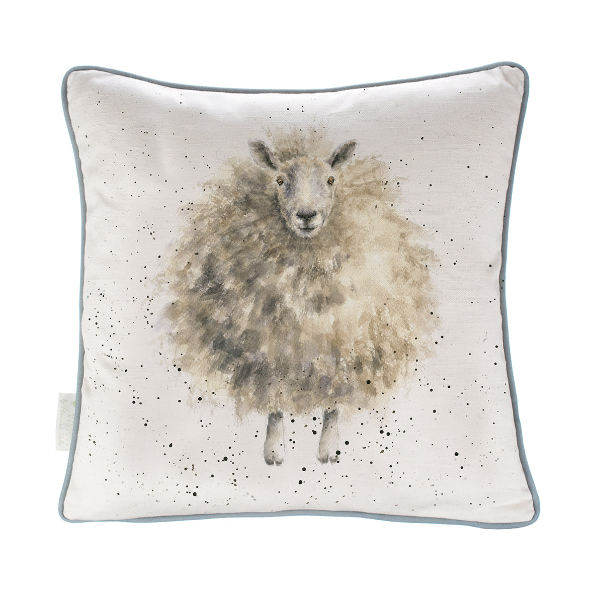 "Wrendale Designs - ""The Wooly Jumper"" Cushion"