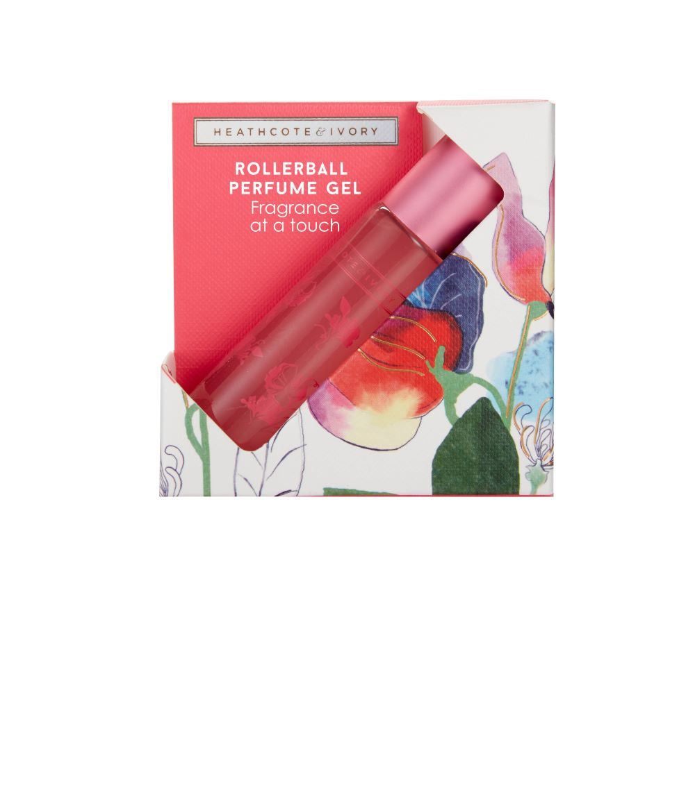 Sweet Pea & Honeysuckle - Perfume Gel 10ml