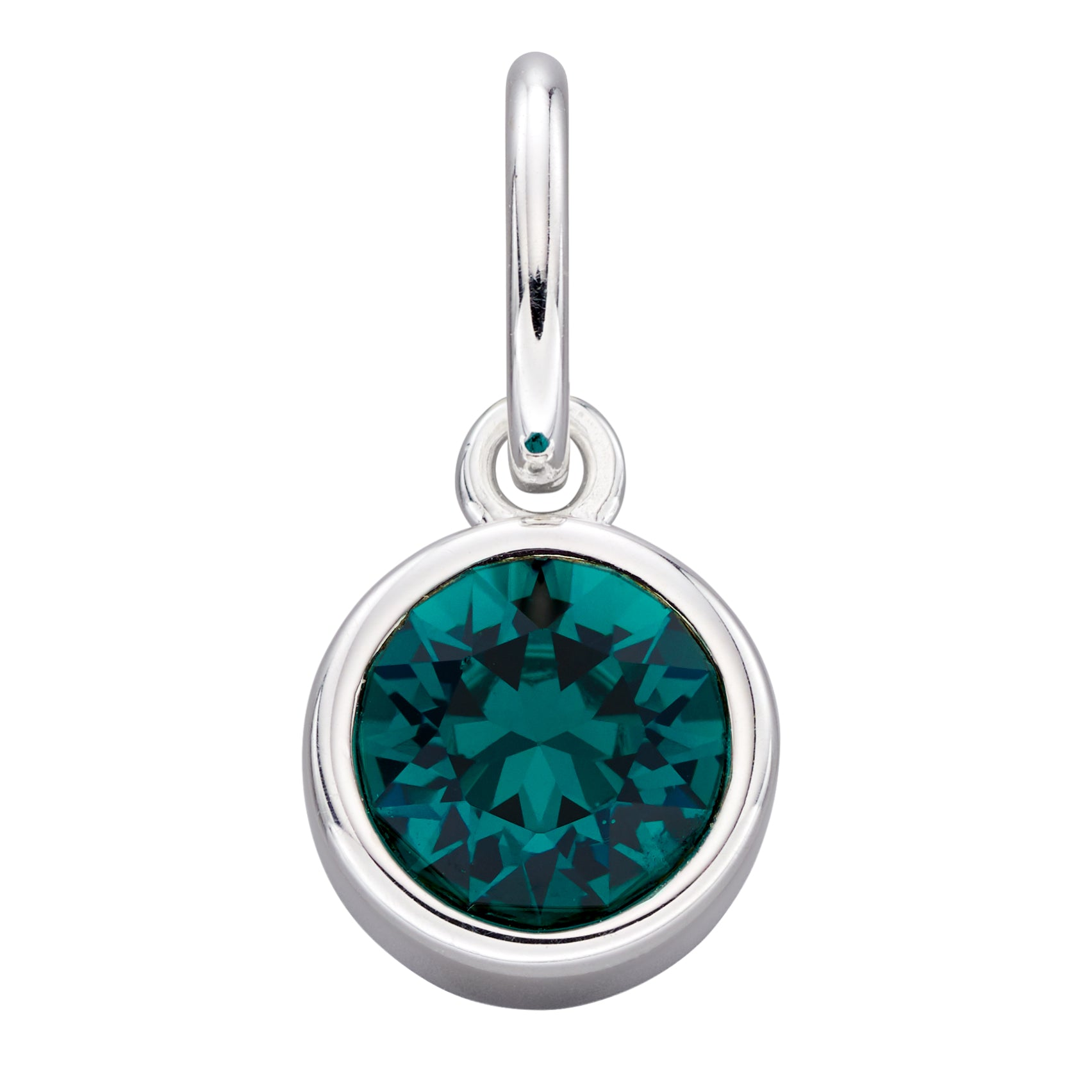 Sterling Silver Swarovski® Crystal May Birthstone Pendant