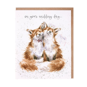"Wrendale Designs - ""On Your Wedding Day..."" Greeting Card"