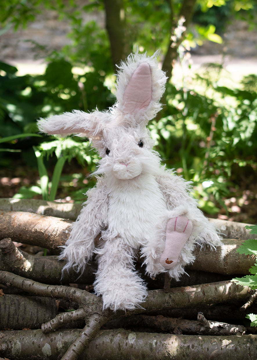 "*NEW* from Wrendale Designs - ""Rowan"" Hare Plush Animal"
