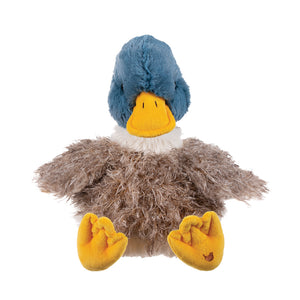 "*NEW* from Wrendale Designs - ""Webster"" Duck Plush Animal"
