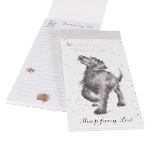 *NEW* from Wrendale Designs - Shopping List Notepad- Walkies