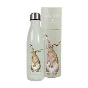 *NEW* from Wrendale Designs - Hare and the Bee Water Bottle 500 ml