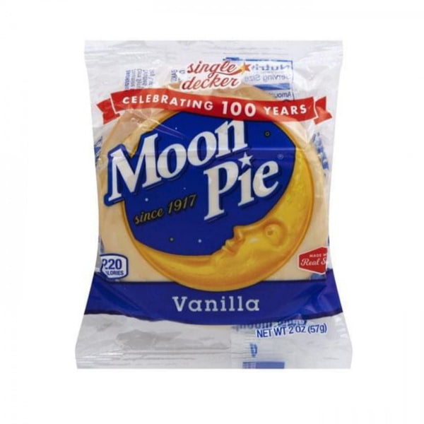 Chattanooga Bakery Moon Pie Vanilla