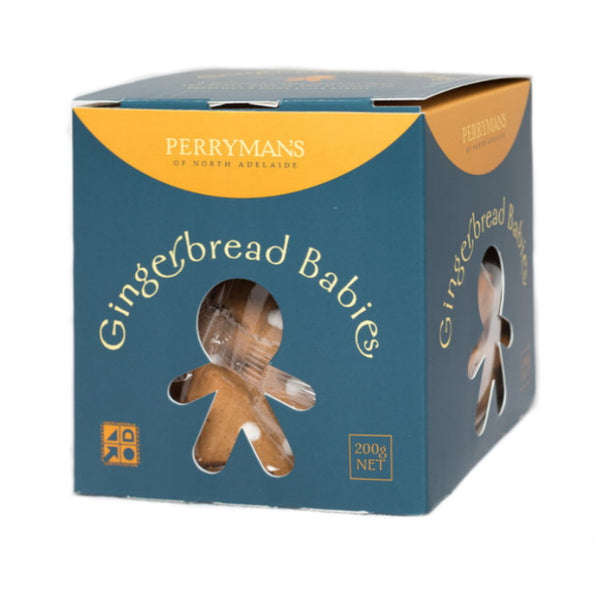 Perryman's Gingerbread Babies Box