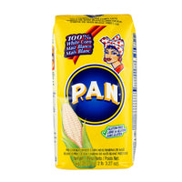 Pan Corn Meal White