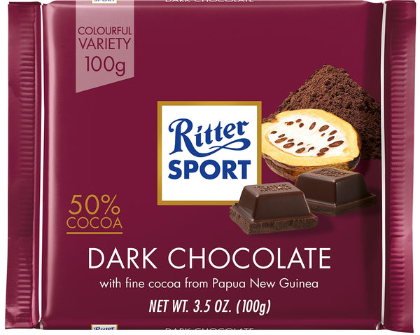 Ritter Sport Dark Chocolate
