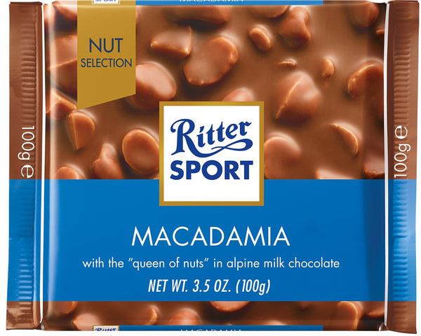 Ritter Sports Milk Macadamia