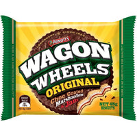 Arnotts Wagon Wheel Choc Biscuits