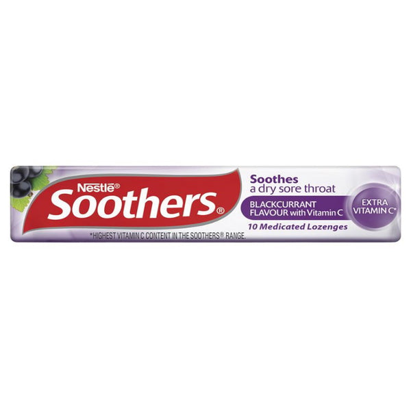 Nestle Soothers Blackcurrant