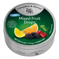 Cavendish & Harvey Mixed Fruit Drops S/F