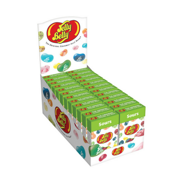 Jelly Belly Sours Box