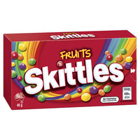 Wrigleys Skittles Fruit Box