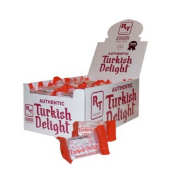 RTD Confectionery Authentic Turkish Delight Rose