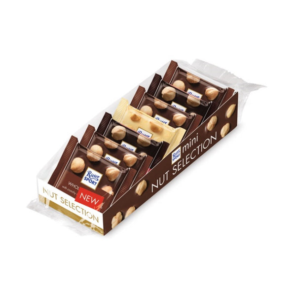 Ritter Sport Minis Nut Selection