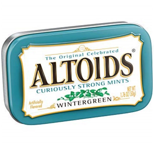Callard & Bowser Altoids Wintergreen