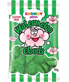 Chunky Watermelon Clouds