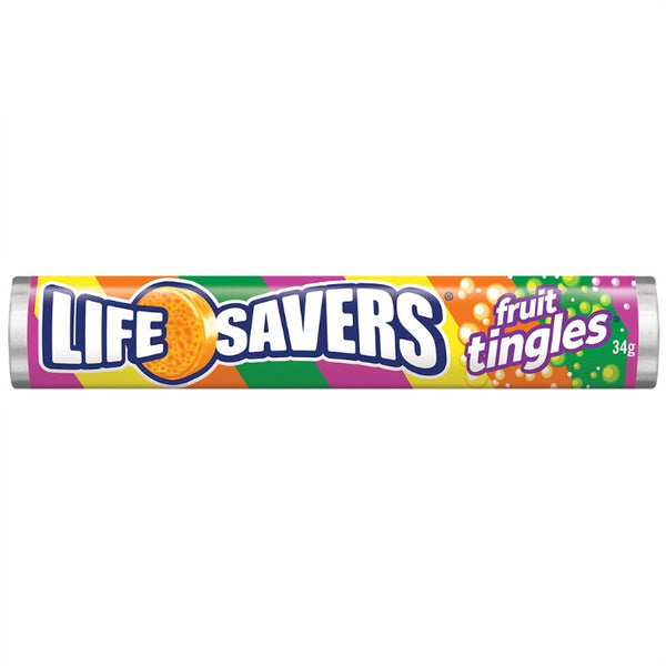 Nestle Lifesavers Fruit Tingles Roll