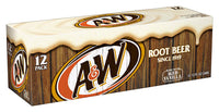 Dr Pepper Company A&W Root Beer Can
