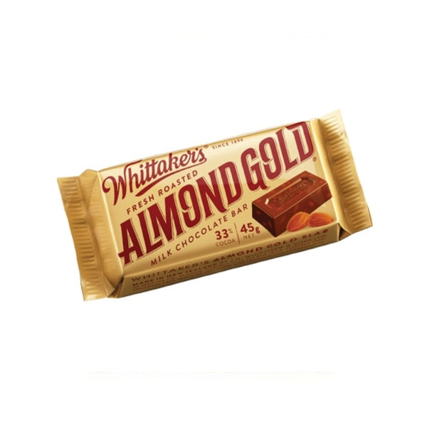 Whittaker's & Sons Almond Gold Slab